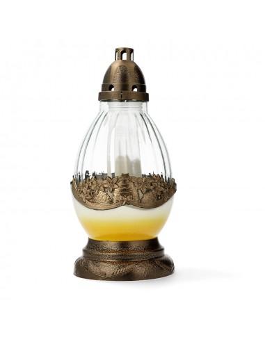 Znicz Jajo Wielkanocne ze zdobieniami...