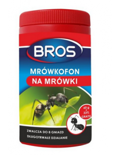 Proszek na mrówki Bros 80g