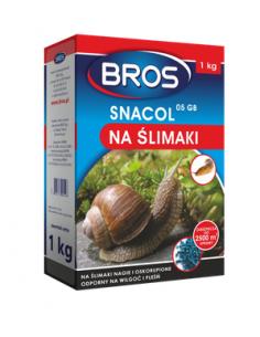 Snacol 05 GB zwalcza ślimaki Bros 250ml