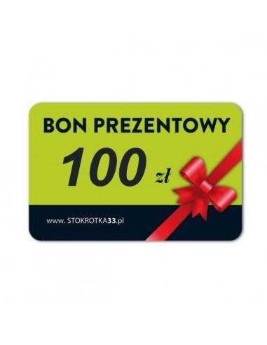Bon Prezentowy 100zł