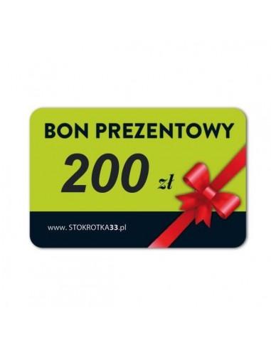 Bon Prezentowy 200zł