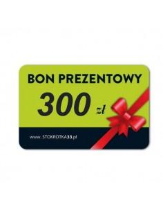 Bon Prezentowy 300zł