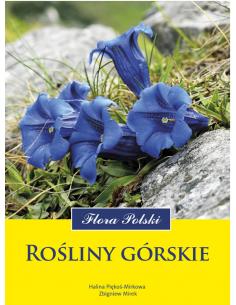 Książka :Rośliny górskie....