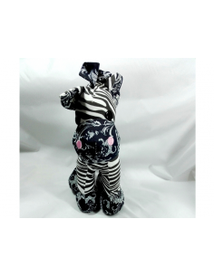 Maskotka Zebra 000006