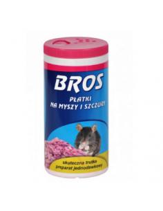 BROS Płatkil na myszy i szczury