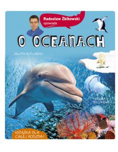 Książka : Radosław Żbikowski opowiada o oceanach 00010