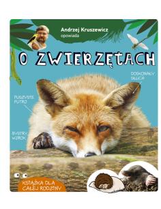 Książka: Andrzej Kruszewicz opowiada o zwierzętach 00012