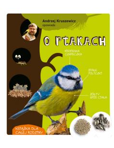 Książka: Andrzej Kruszewicz opowiada o ptakach 00013
