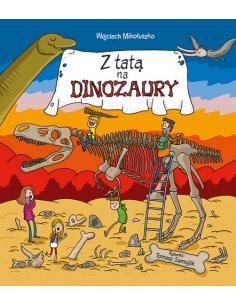 Książka: Z tatą na dinozaury 00016