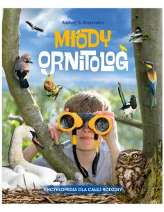 Książka: Młody ornitolog. Encyklopedia dla całej rodziny 00019
