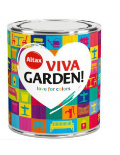 Farba ALTAX Viva Garden 250ml Dojrzała Pigwa