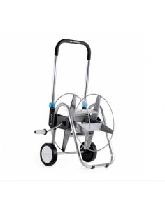 Wózek metalowy na wąż Explorer