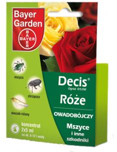 Decis ogród 015 EW Róże