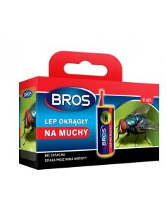 Okrągły lep na muchy