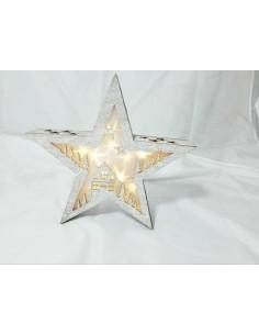 Świąteczna Gwiazda Led  000012